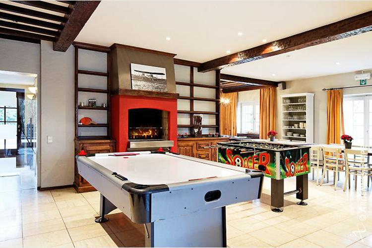 salle jeux maison